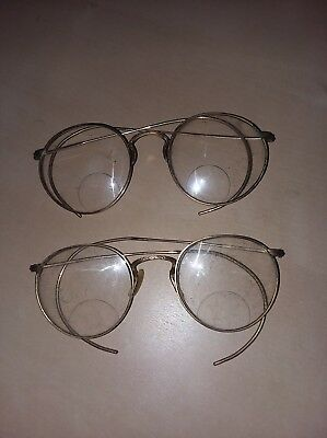 1b05c3a6cea FULVUE ANTIQUE Eye Spectacles Glasses - GF 1 10 12K . Mother of ...