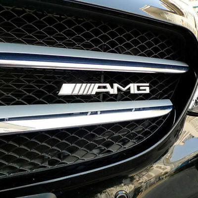 Mercedes-Benz AMG Front Grille Badge-A C E S CLA CLS G A45 E63 X156 W212 205