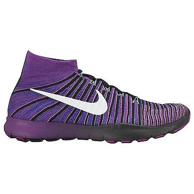 738aed38a083 NIKE MEN S FREE TR FORCE FLYKNIT SHOES SIZE 9 purple 833275 451 MSRP  150
