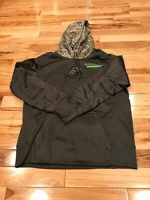 check out 3cb53 e2b89 Nike Seatlle Seahawks 2017 Salute to Service Hoodie 853432 325 LARGE NWT