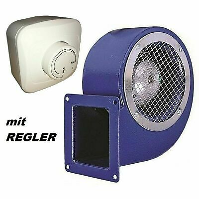 800m3/h Centrifugal Industrial Extractor Blower Fan with 500W Speed Controller