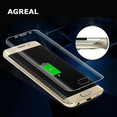 2X Front Screen Protector PET Film For Samsung Galaxy S6 Edge, S6 Edge plus