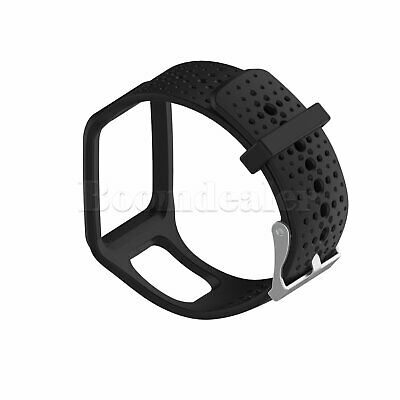 Wrist Strap Sports Band For TomTom Runner 1 /Multi-Sport Cardio GPS Watch 5Color