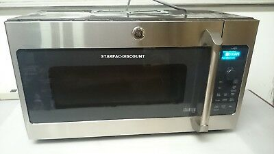 "GE CSA1201RSS 30"" Café Advantium Over-the-Range Microwave Oven Stainless Steel"