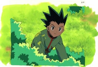Anime Cel Hunter x Hunter #27