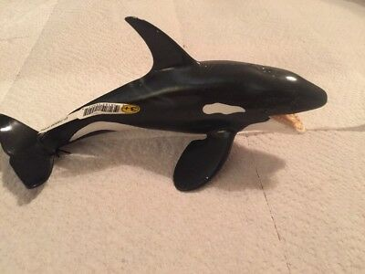 Schleich Sea Life RETIRED Orca Whale Killer Whale 14551 BRAND NEW WITH TAG