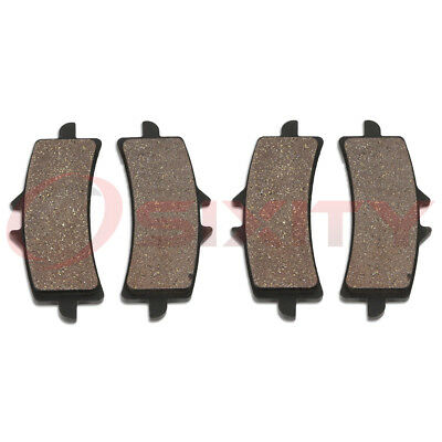 Front Ceramic Brake Pads 2014-2015 KTM 1290 Super Duke R Set Full Kit  ru