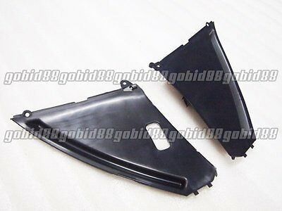 Left Right Side Inner Fairing Parts For Suzuki GSXR1300 Hayabusa 08-16 Black #88