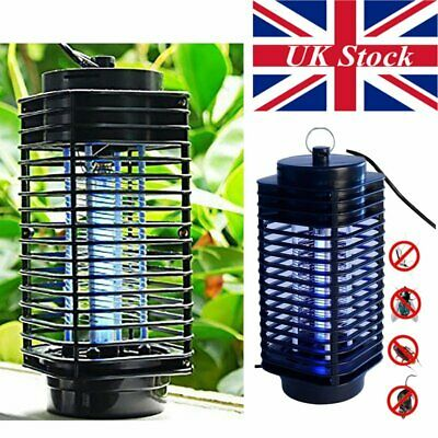 LED Socket Electric Mosquito Fly Bug Insect Trap Night Lamp Killer Zapper 220V M