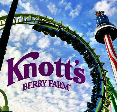 Knotts Berry Farm Park Tickets $41  A Promo Discount Tool