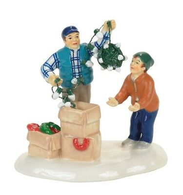 Dept56 SV Christmas Vacation Clark & Rusty Continue the Tradition NEW Free Ship