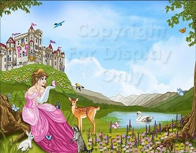 """Name Meaning Personalized Print """"Princess"""""""