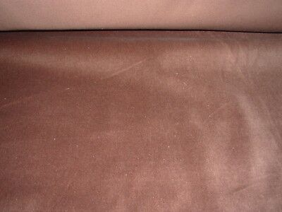 20 Yds Luxury Velvet Dark Brown Velvet Upholstery Fabric For Less
