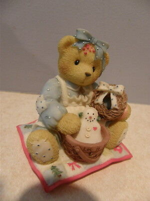 Cherished Teddies ~ SUZANNE - HOME SWEET COUNTRY HOME  533785