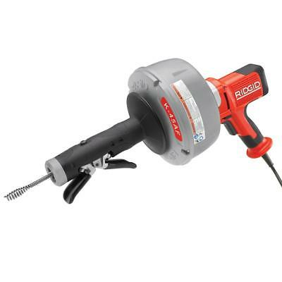 """NEW Ridgid 115-V K-45AF Drain Cleaner W/C-1 5/16"""" Inner Core Cable"""