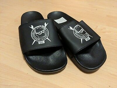 d28f8dd8e VANS New Slide-On Brothers Marshall Men Size USA 9 Flip Flops Sandals