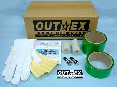 OUTEX Clear Tubeless Kit