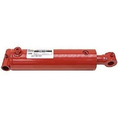 """Prince Manufacturing Hydraulic Welded Cylinder PMC-8324 3"""" Bore x 24"""" Stroke NEW"""
