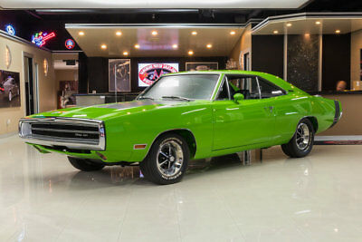 Dodge Charger 500 Rotisserie Restored! # Matching Drivetrain, 383 V8, 4-Speed, PS, PB, Build Sheet