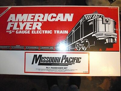 American Flyer 49601 Missouri Pacific Eagle Set 1991