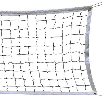 Classic Volleyball Net Outdoor Sports Garden Schoolyard Backyard Beach 32 x 3 Ft