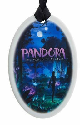 Disney Parks World Of Pandora Avatar Landscape Disc Ornament New With Tags