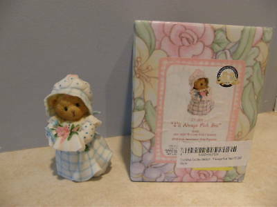 """Cherished Teddies ~ SALLY  """"I'LL ALWAYS PICK YOU"""" MEMBEARS ONLY ~ CT1203"""