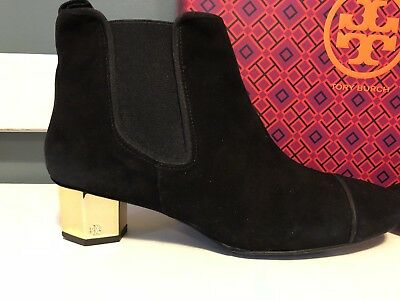 fd17a2e04462 NWT  TORY BURCH 31148329 Orchard 85mm Bootie Coconut Heel Pointed ...