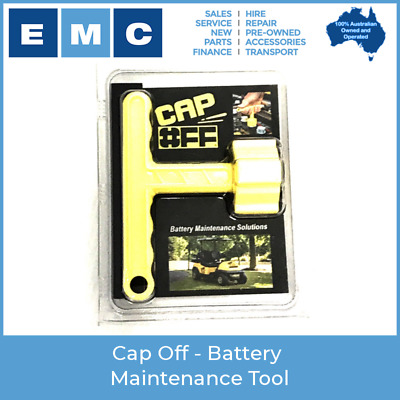 Battery Cap Removal Tool