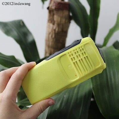 Yellow Replacement Repair Housing Cover Case for Motorola GP340 Portable Radio