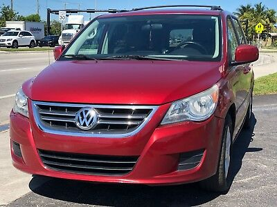 2009 Volkswagen Routan  2009 Volkswagen Routan Mini Van 3rd Row Seats Cold AC Drives Great *FLORIDA*