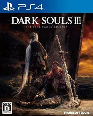 DARK SOULS III THE FIRE FADES EDITION - PS 4 From software PlayStation 4