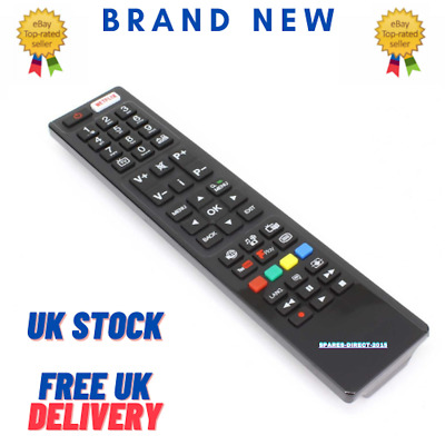 New Tv Replacement Remote Control for Hitachi RC4848F