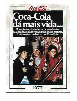 Coca Cola Collection Series 2 (1994) 1977 # 156 Spanish Performers Backstage