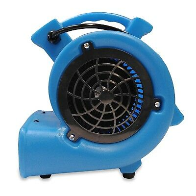Lightweight High Velocity Compact Mini Air Mover Carpet Dryer Floor Blower Fan