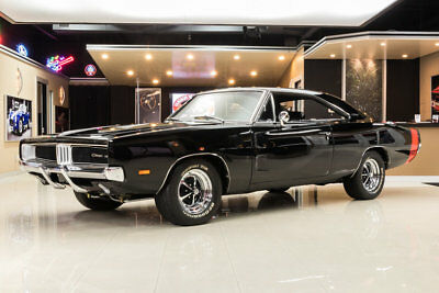 Dodge Charger  Charger! # Matching Drivetrain, 383ci V8, 4-Speed Manual, PS, PB, Build Sheet
