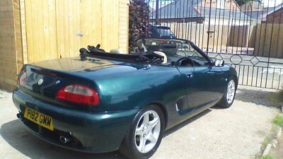 Rover Mgf 68000 Miles 1.8I Vvc 1 Yr Mot Low Miles & Price Need Space Offers ??