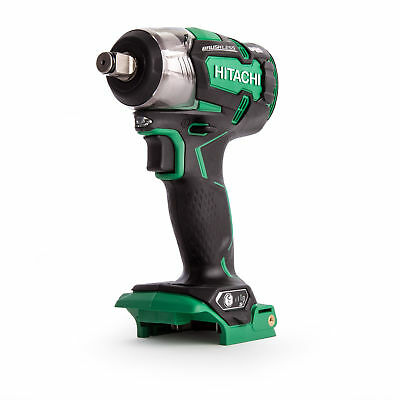 Hitachi & HiKOKI WR18DBDL2/W4 18V Li-ion Brushless Impact Wrench Body Only