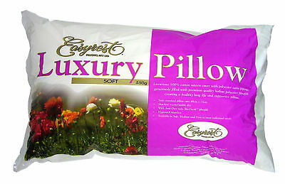 NEW Luxury Soft Pillow - Easy Rest,Pillows