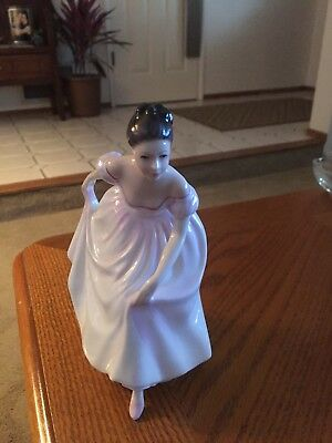 Royal Doulton figurine DANIELLE HN 3001 . Designed by Peter A gee .