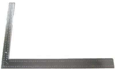 """24"""" x 16"""" Aluminium Set Speed Square Rafter Metric Imperial Roofing Rule WW204"""