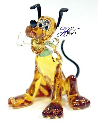 Pluto Disney Character Colored Edition 2018 Swarovski Crystal  5301577