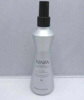 Kenra Thermal Styling Spray #19 Firm Hold Heat Activated 10.1 oz