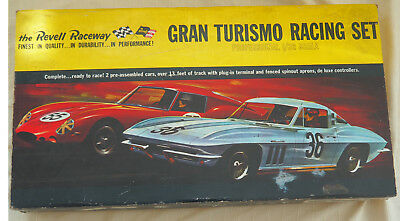 Revell Gran Turismo Racing Set 1:32