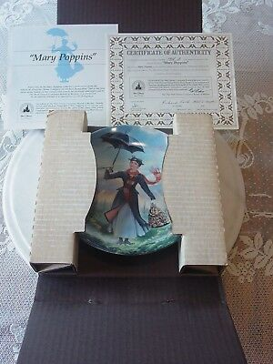 WALT DISNEY'S MARY POPPINS Collectible 1st Movie PlateMichael Hampshire