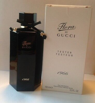 a78a8c5a15e Flora Gucci 1966 by GUCCI Women 3.3 oz 100 ml Eau de Parfum Spray Rare  Tester
