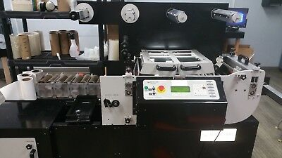 Afinia DLP-2000 Digital Label Press