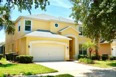 8526 Large 7 bedroom home with pool and hot tub Disney area Orlando Fl