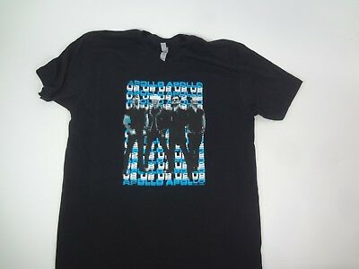 U2 Live At The Apollo NYC 6/11/18 Sirius XM Show Concert Shirt Large