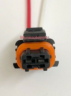 Alternator Repair Plug 2 Pin Wire Pigtail For Chevy Cobalt